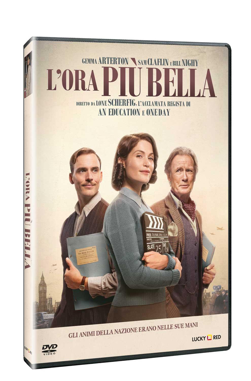 L'ORA PIU' BELLA (DVD)