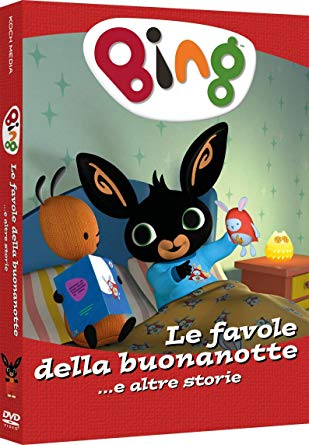 BING - LE FAVOLE DELLA BUONANOTTE (DVD)