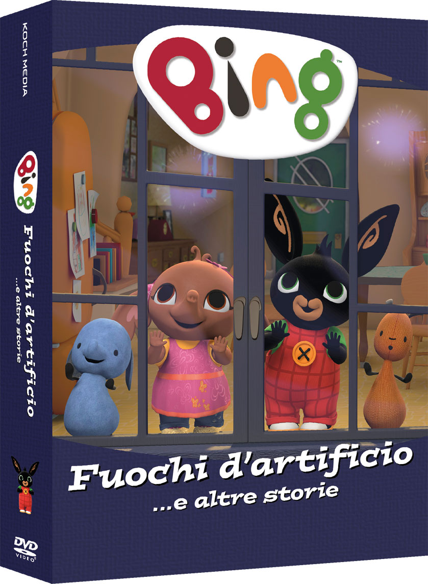 BING - FUOCHI D'ARTIFICIO (DVD)