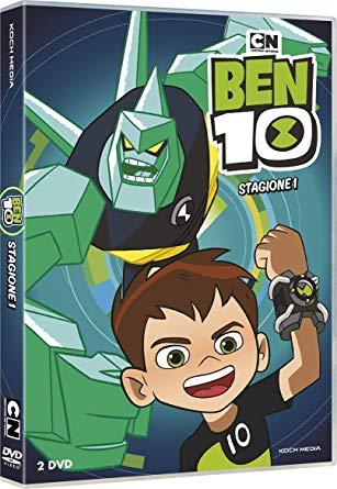 COF.BEN 10 - STAGIONE 01 REBOOT (3 DVD) (DVD)