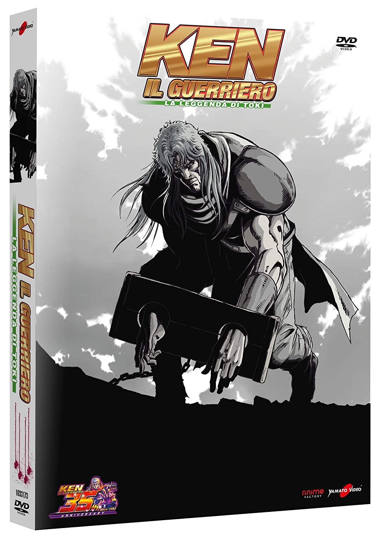 KEN IL GUERRIERO - LA LEGGENDA DI TOKI (DVD)