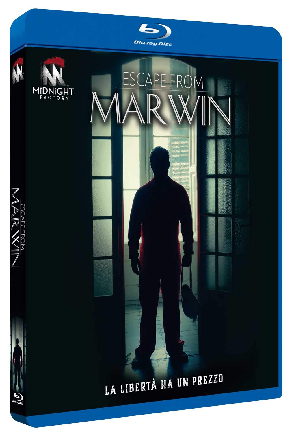 ESCAPE FROM MARWIN - BLU RAY