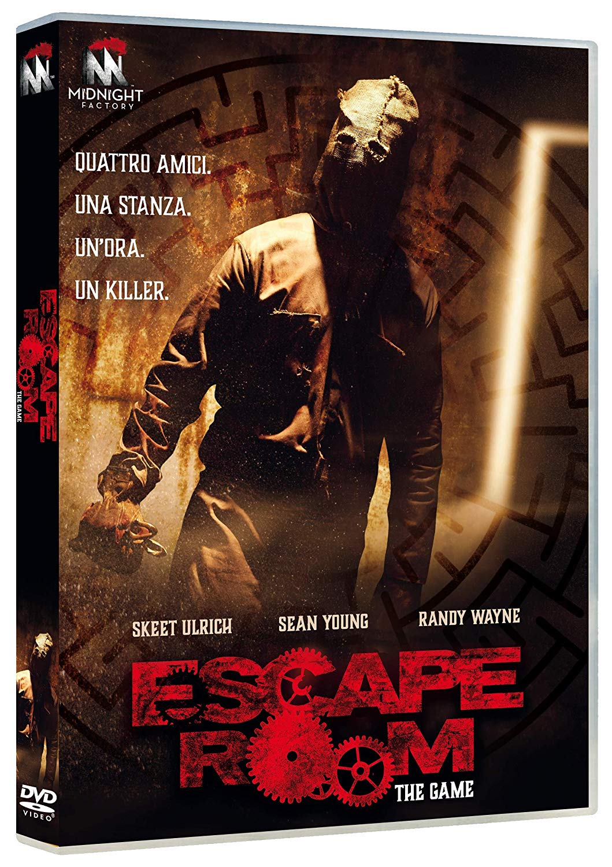 ESCAPE ROOM: THE GAME (DVD)