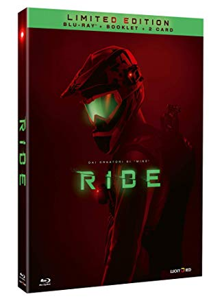 RIDE (LIMITED EDITION) (BLU-RAY+BOOKLET+2 CARD)