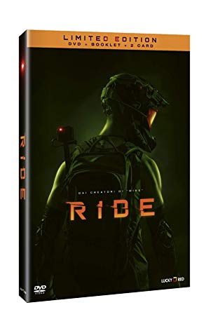 RIDE (LIMITED EDITION) (DVD+BOOKLET+2 CARD) (DVD)