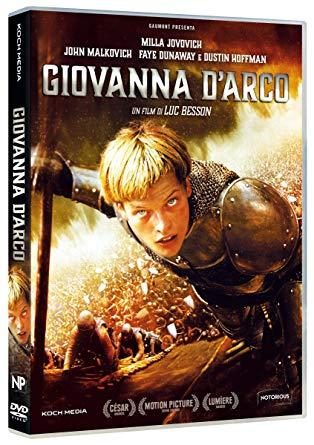 GIOVANNA D'ARCO (DVD)