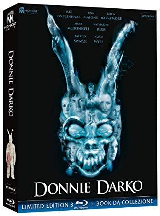 COF.DONNIE DARKO (LTD) (3 BLU-RAY+BOOKLET)