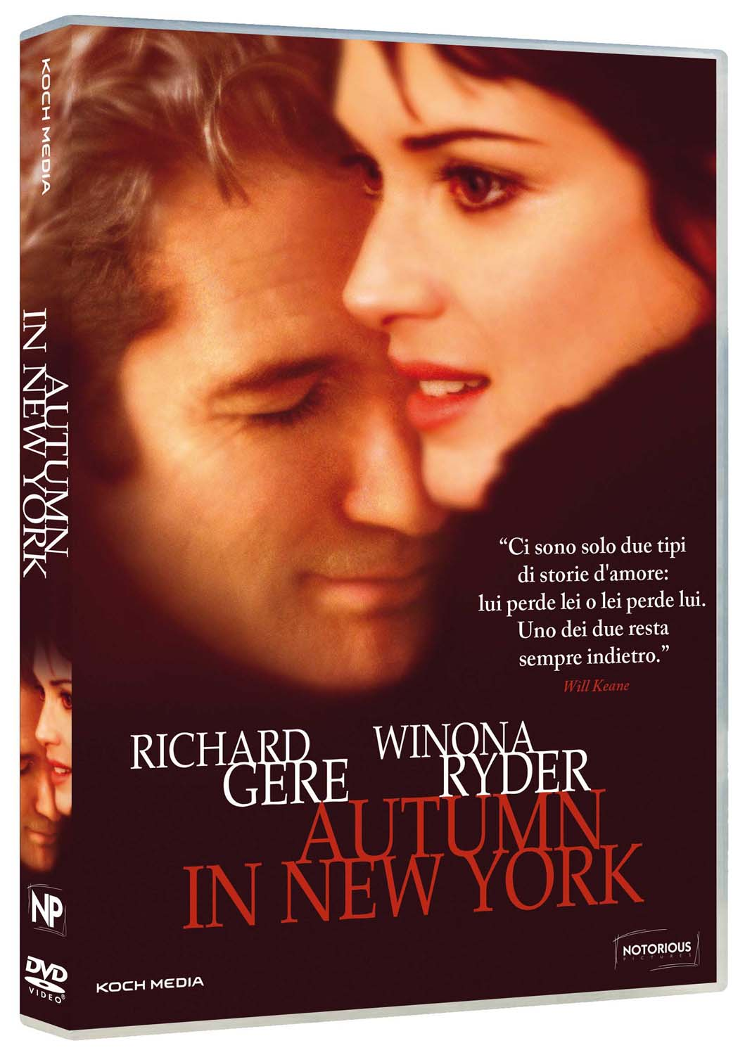 AUTUMN IN NEW YORK (DVD)