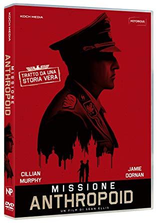 MISSIONE ANTHROPOID (DVD)