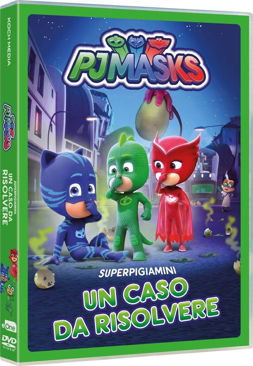 PJ MASKS - UN CASO DA RISOLVERE (DVD)