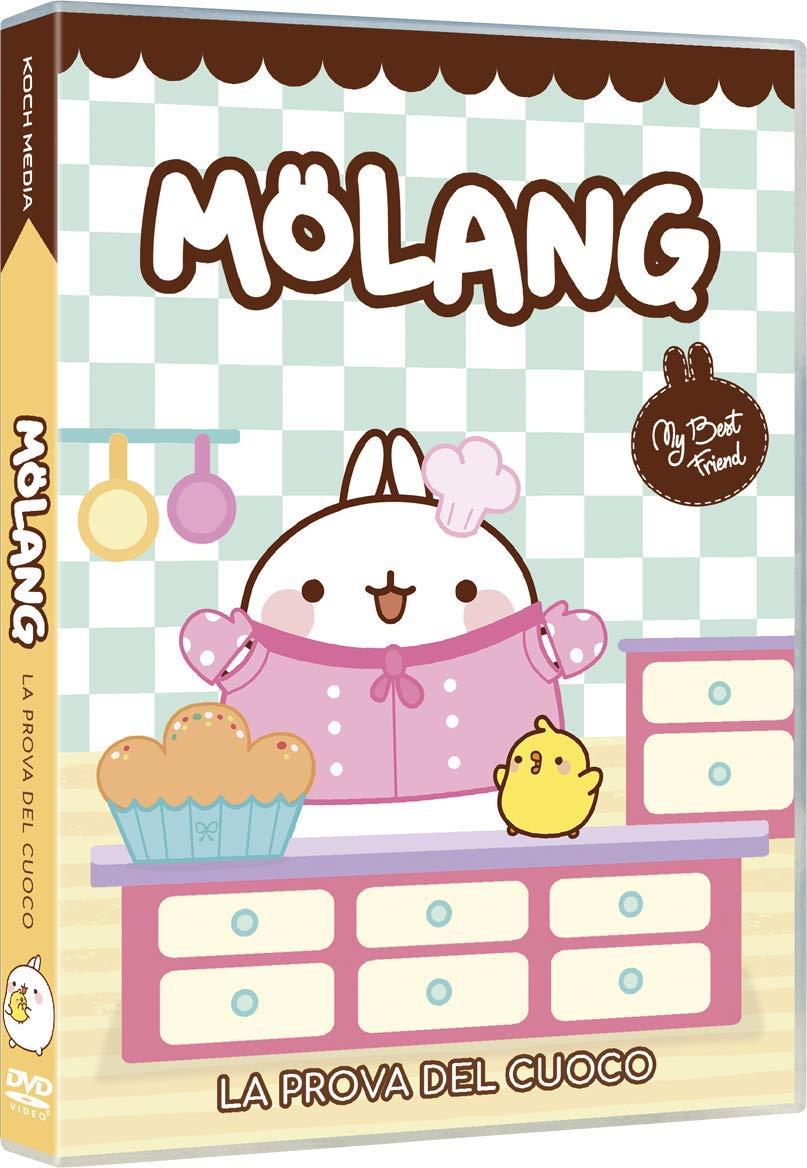 MOLANG - LA PROVA DEL CUOCO (DVD)