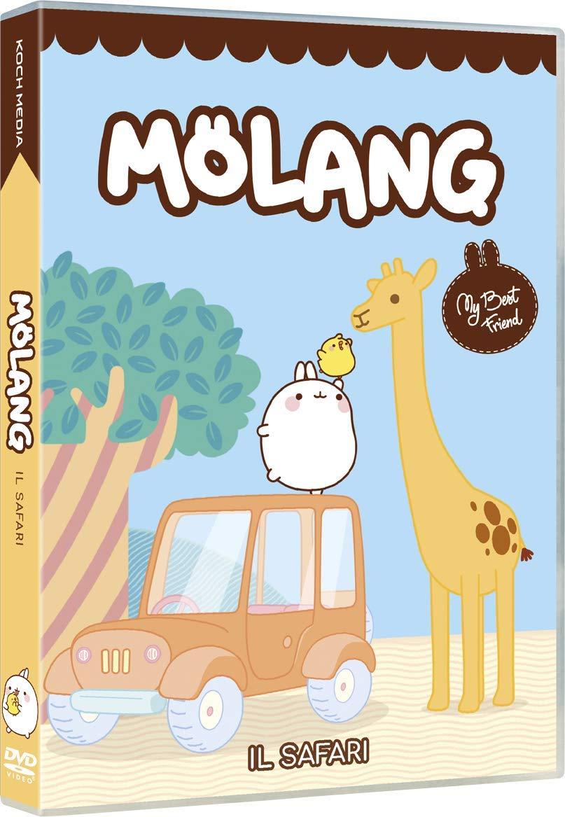 MOLANG #03 (DVD)