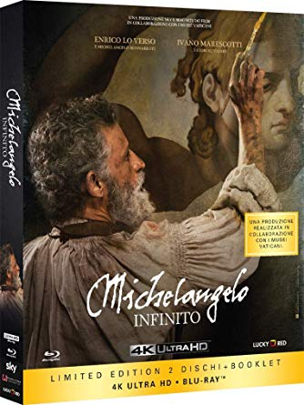 MICHELANGELO - INFINITO (LIMITED EDITION) (BLU-RAY 4K ULTRA HD+B