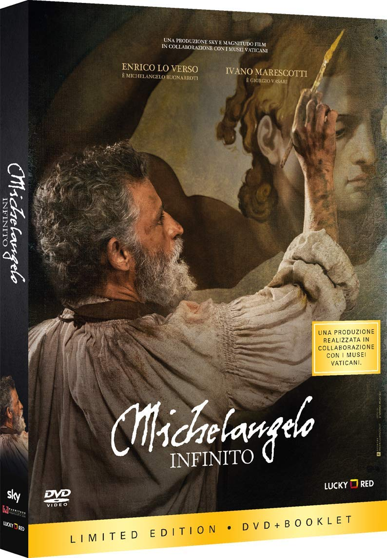 MICHELANGELO - INFINITO (LIMITED EDITION) (DVD+BOOKLET) (DVD)
