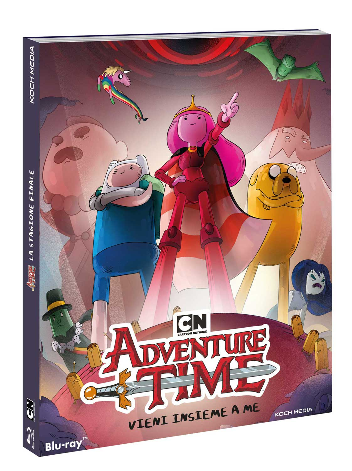 COF.ADVENTURE TIME (2 BLU RAY)