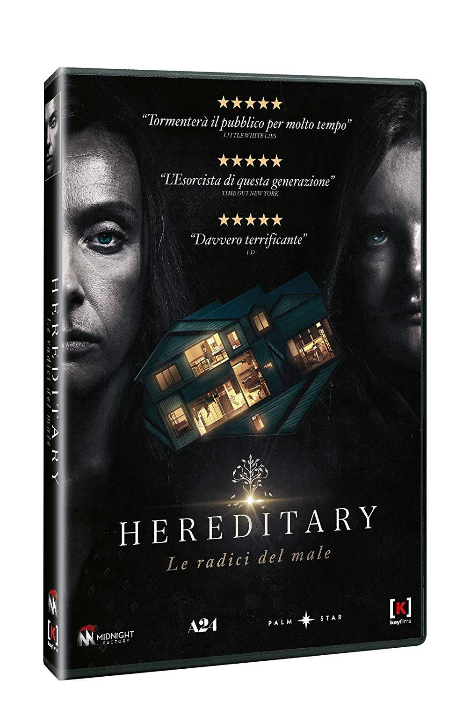 HEREDITARY - LE RADICI DEL MALE (DVD)