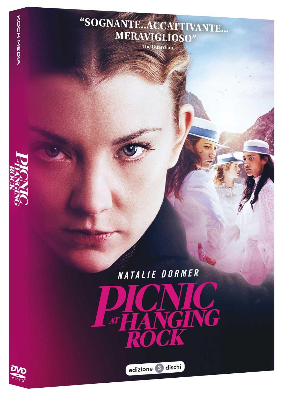 COF.PICNIC AT HANGING ROCK - LA SERIE (3 DVD) (DVD)