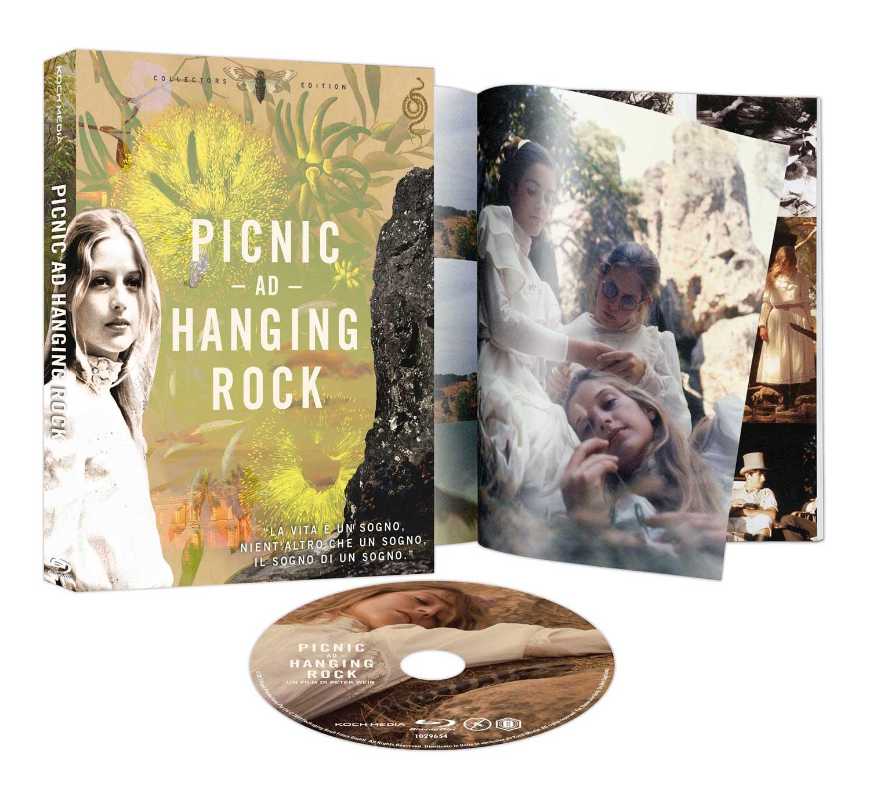 COF.PICNIC AD HANGING ROCK (2 BLU RAY)