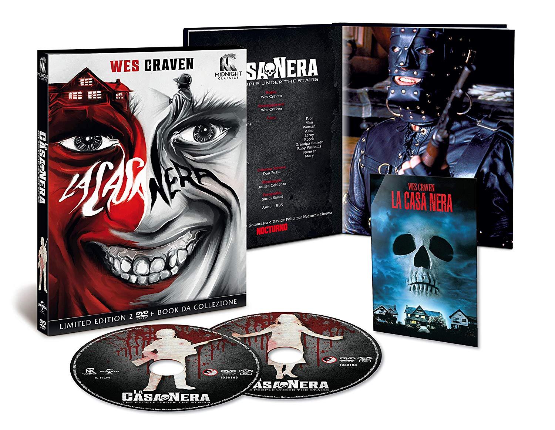COF.LA CASA NERA (2 DVD) (DVD)