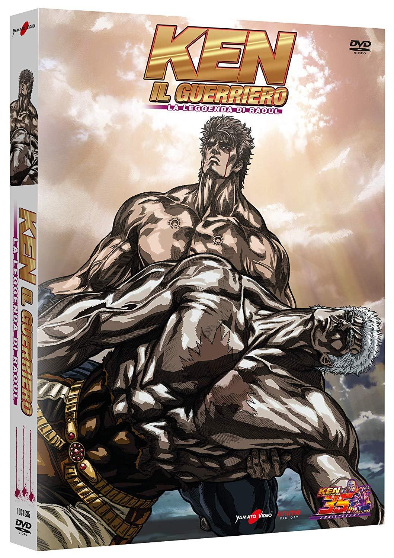 KEN IL GUERRIERO - LA LEGGENDA DI RAOUL (DVD)