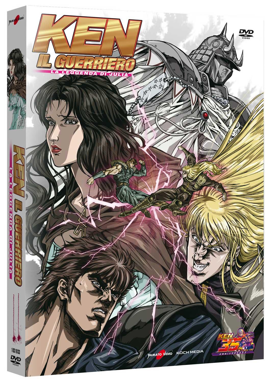 KEN IL GUERRIERO - LA LEGGENDA DI JULIA (DVD)