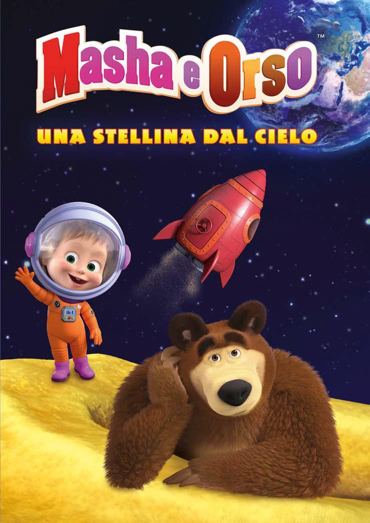 MASHA E ORSO - UNA STELLINA DAL CIELO (DVD)
