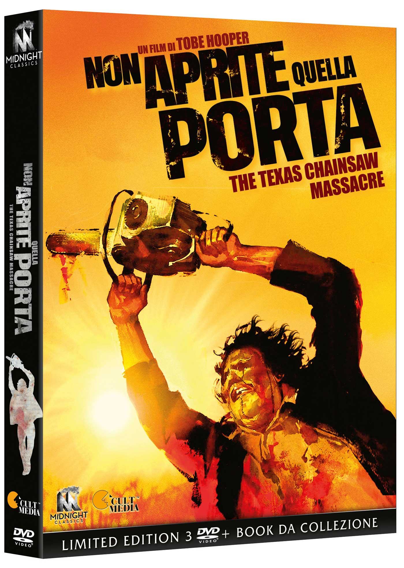 COF.NON APRITE QUELLA PORTA (LTD) (3 DVD+BOOK DA COLLEZIONE) (DV