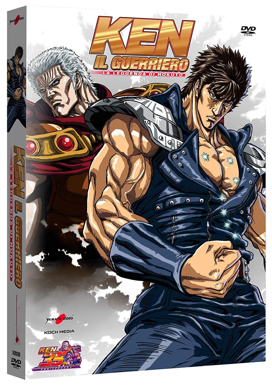 KEN IL GUERRIERO - LA LEGGENDA DI HOKUTO (DVD)