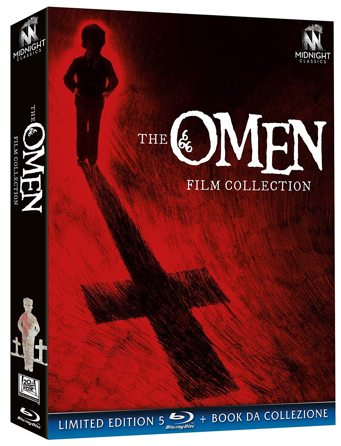 COF.OMEN FILM COLLECTION (5 BLU-RAY)