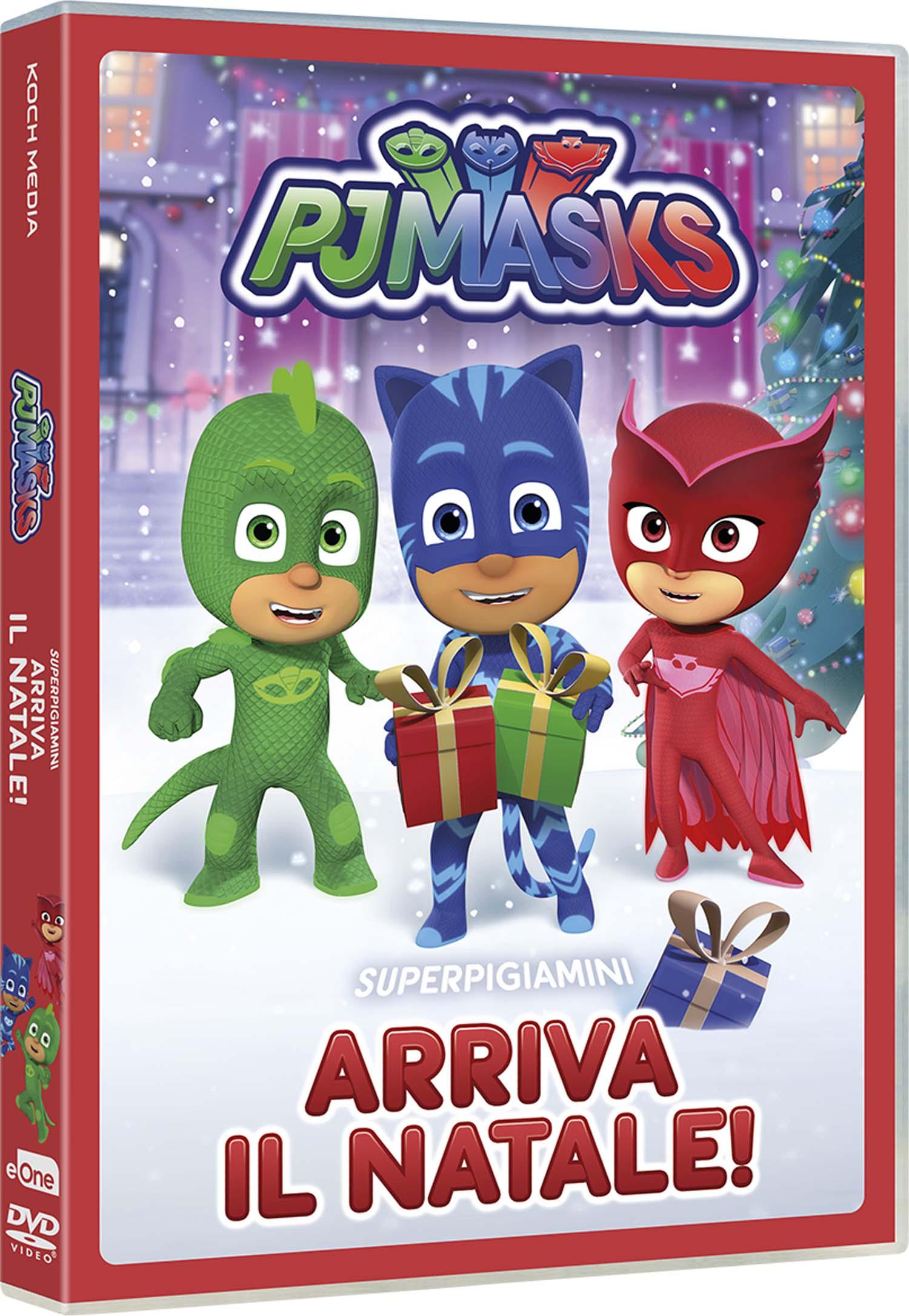 PJ MASKS - ARRIVA IL NATALE! (DVD)