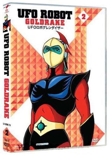 UFO ROBOT GOLDRAKE SP.EDITION VOL. 2 (DVD)
