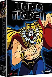 COF.L'UOMO TIGRE II (8 DVD) (DVD)