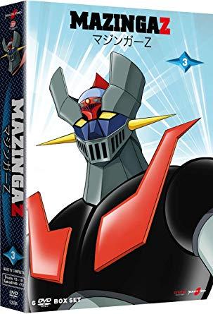 COF.MAZINGA Z #03 (6 DVD) (DVD)