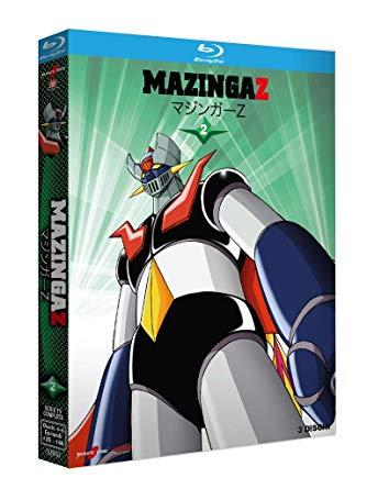 COF.MAZINGA Z #02 (3 BLU-RAY)