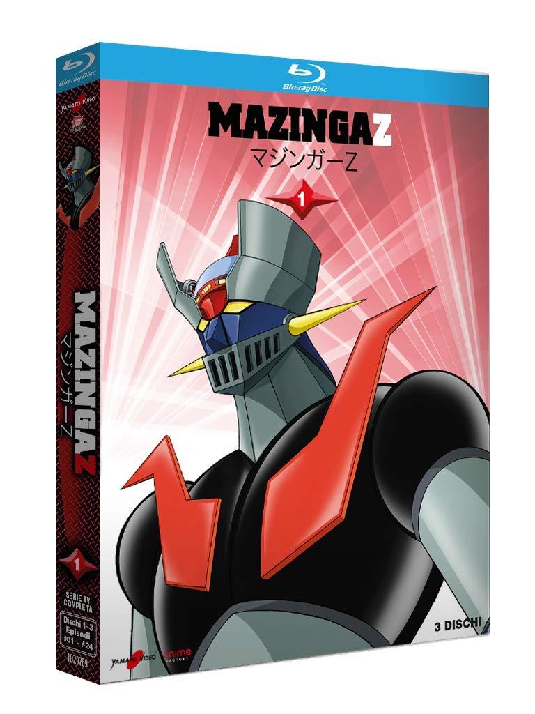 COF.MAZINGA Z #01 (3 BLU-RAY)