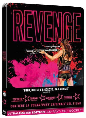 REVENGE (DVD+CD) (STEELBOOK) (DVD)
