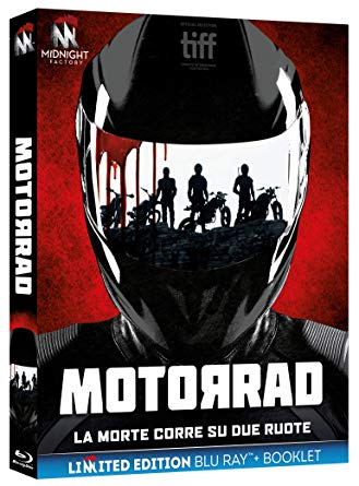 MOTORRAD (BLU-RAY+BOOKLET)