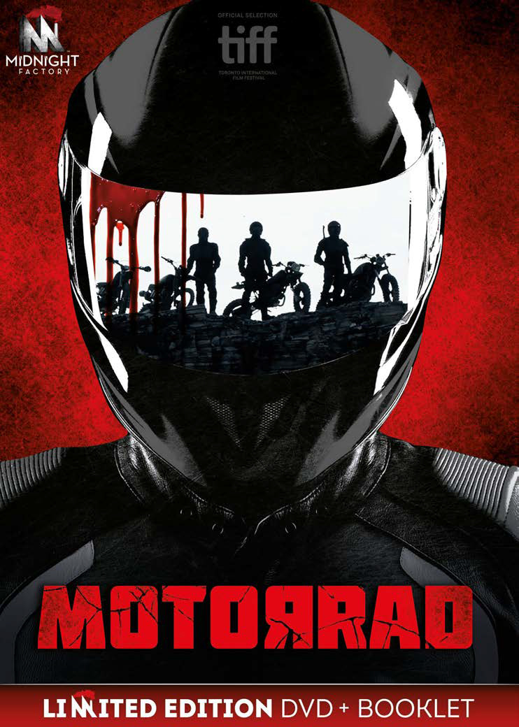 MOTORRAD (DVD+BOOKLET) (DVD)
