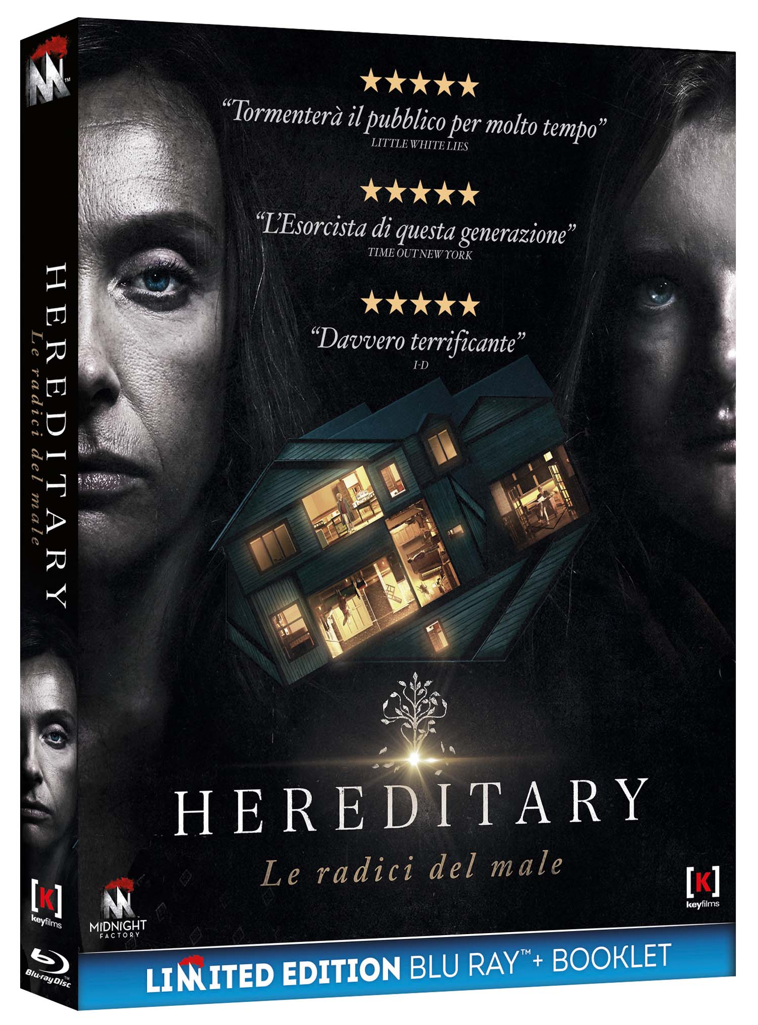 HEREDITARY - LE RADICI DEL MALE - BLU RAY