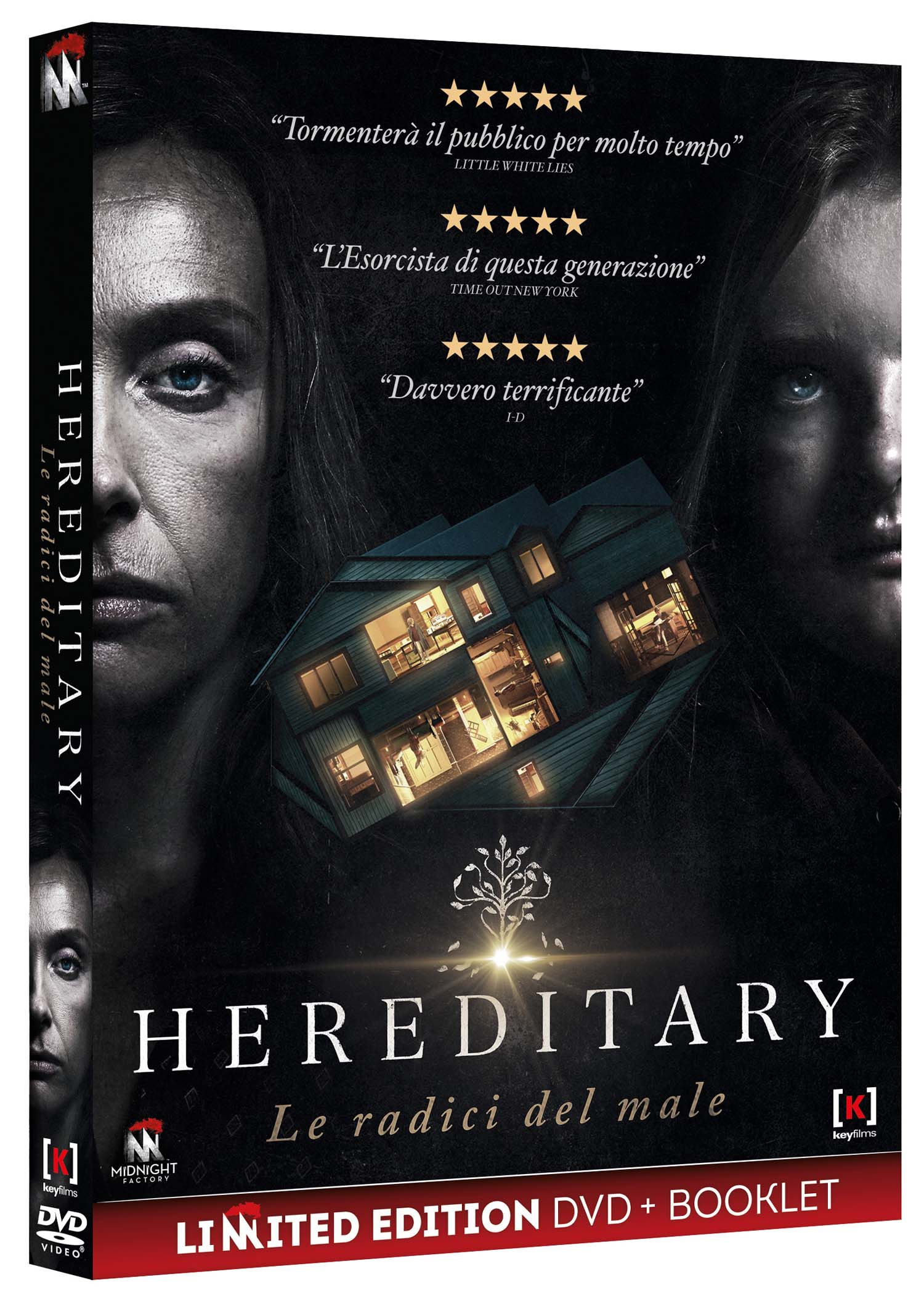 HEREDITARY - LE RADICI DEL MALE (DVD)