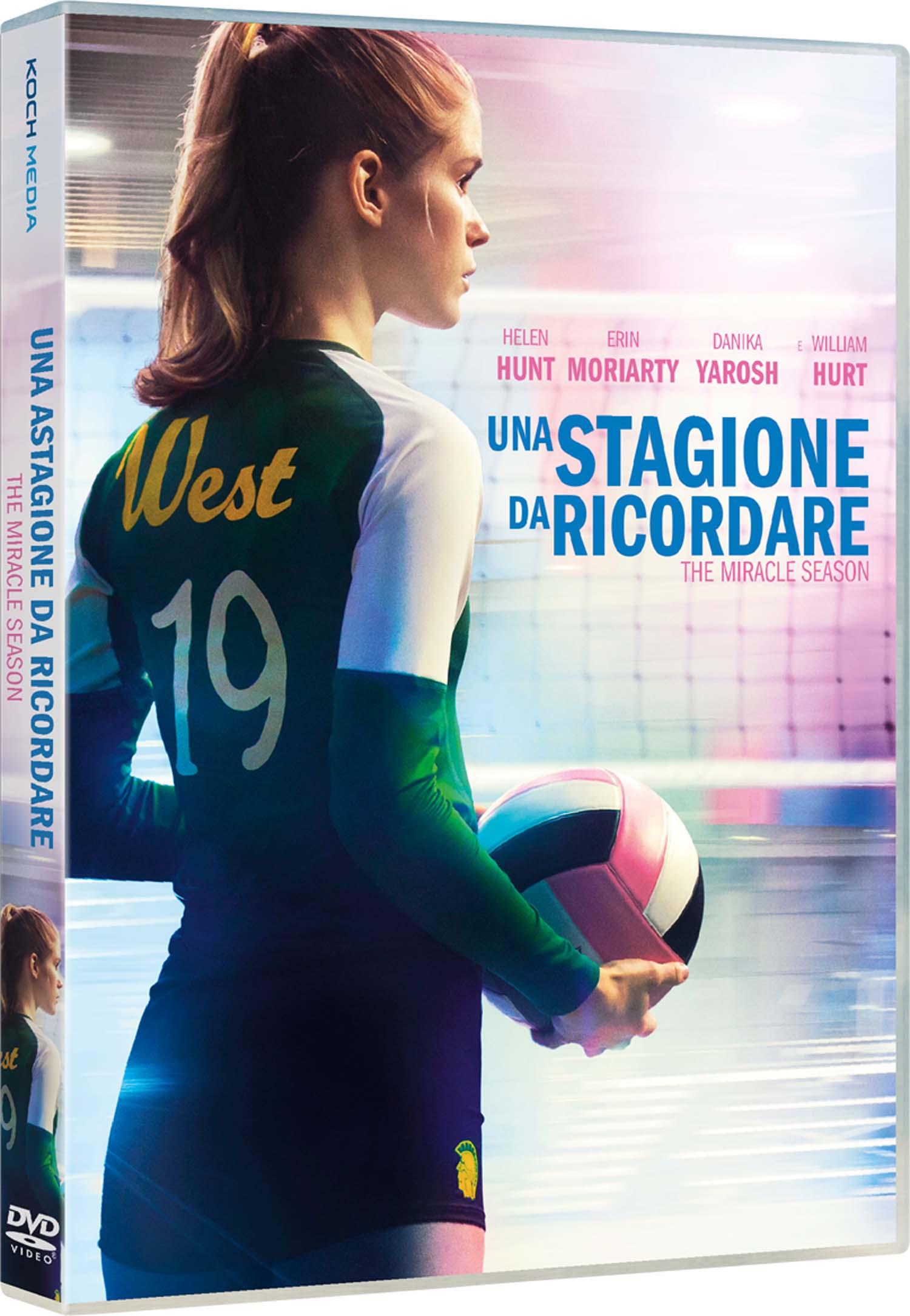 THE MIRACLE SEASON - UNA STAGIONE DA RICORDARE (DVD)
