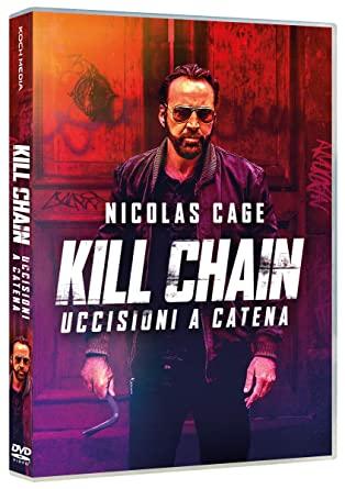 KILL CHAIN - UCCISIONI A CATENA (DVD)