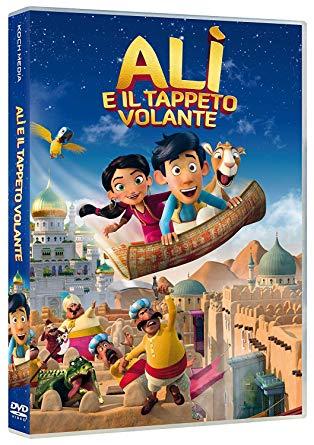 ALI' E IL TAPPETO VOLANTE (DVD)