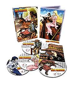 COF.GUN FRONTIER (4 DVD) (DVD)