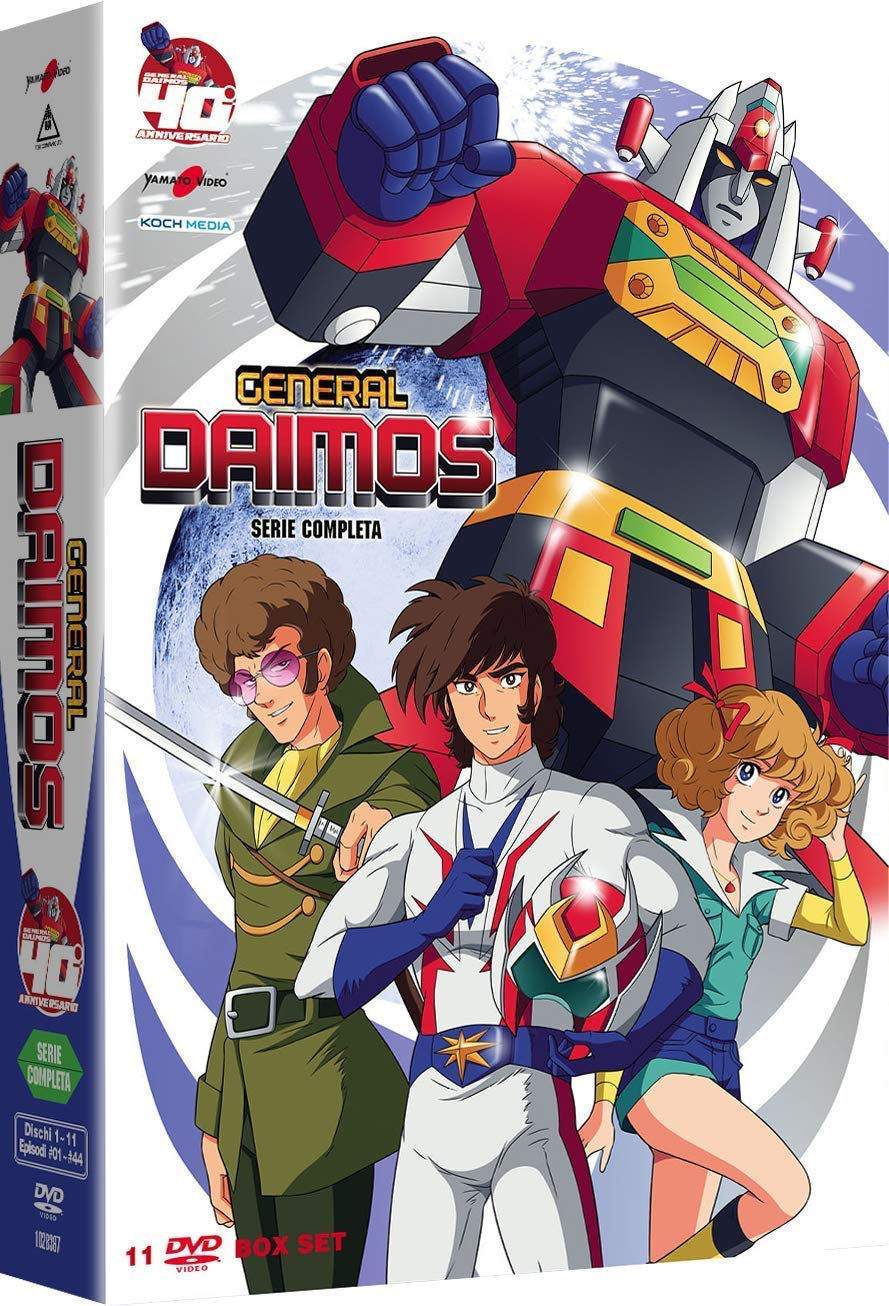 COF.GENERAL DAIMOS - SERIE COMPLETA (11 DVD) (DVD)