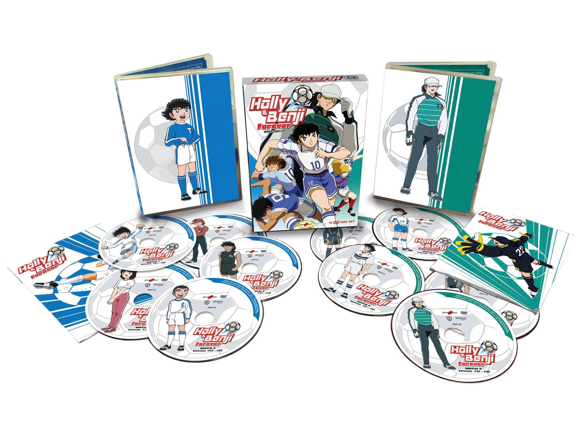 COF.HOLLY & BENJI FOREVER - SERIE COMPLETA (10 DVD) (DVD)