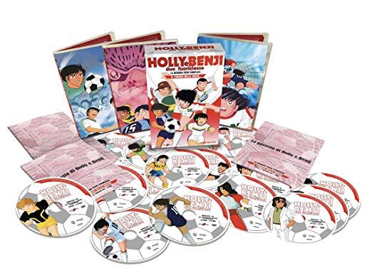 COF.HOLLY & BENJI - SERIE CLASSICA #02 (15 DVD) (DVD)