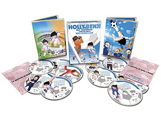 COF.HOLLY & BENJI - SERIE CLASSICA #01 (10 DVD) (DVD)