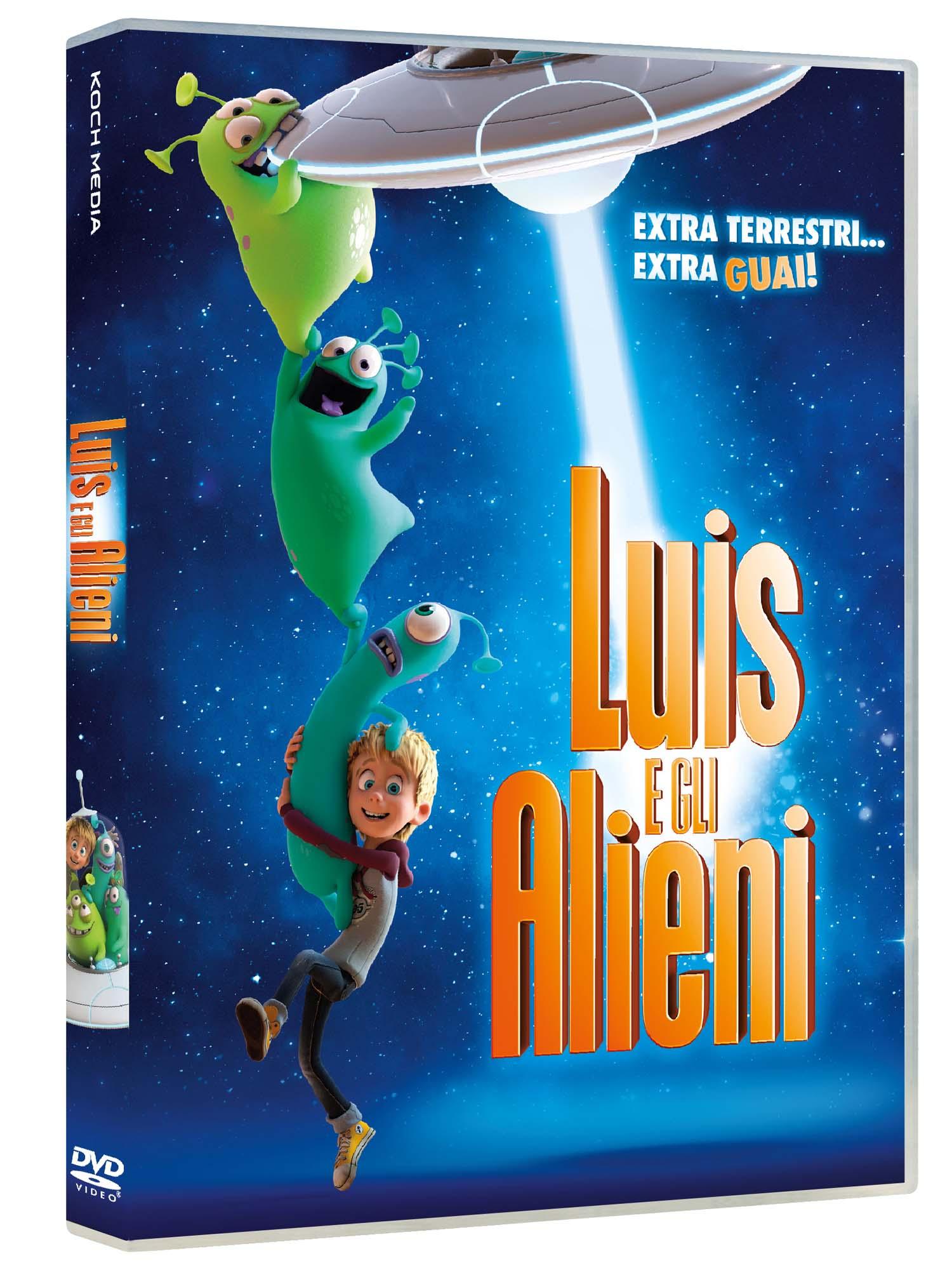 LUIS E GLI ALIENI (DVD)