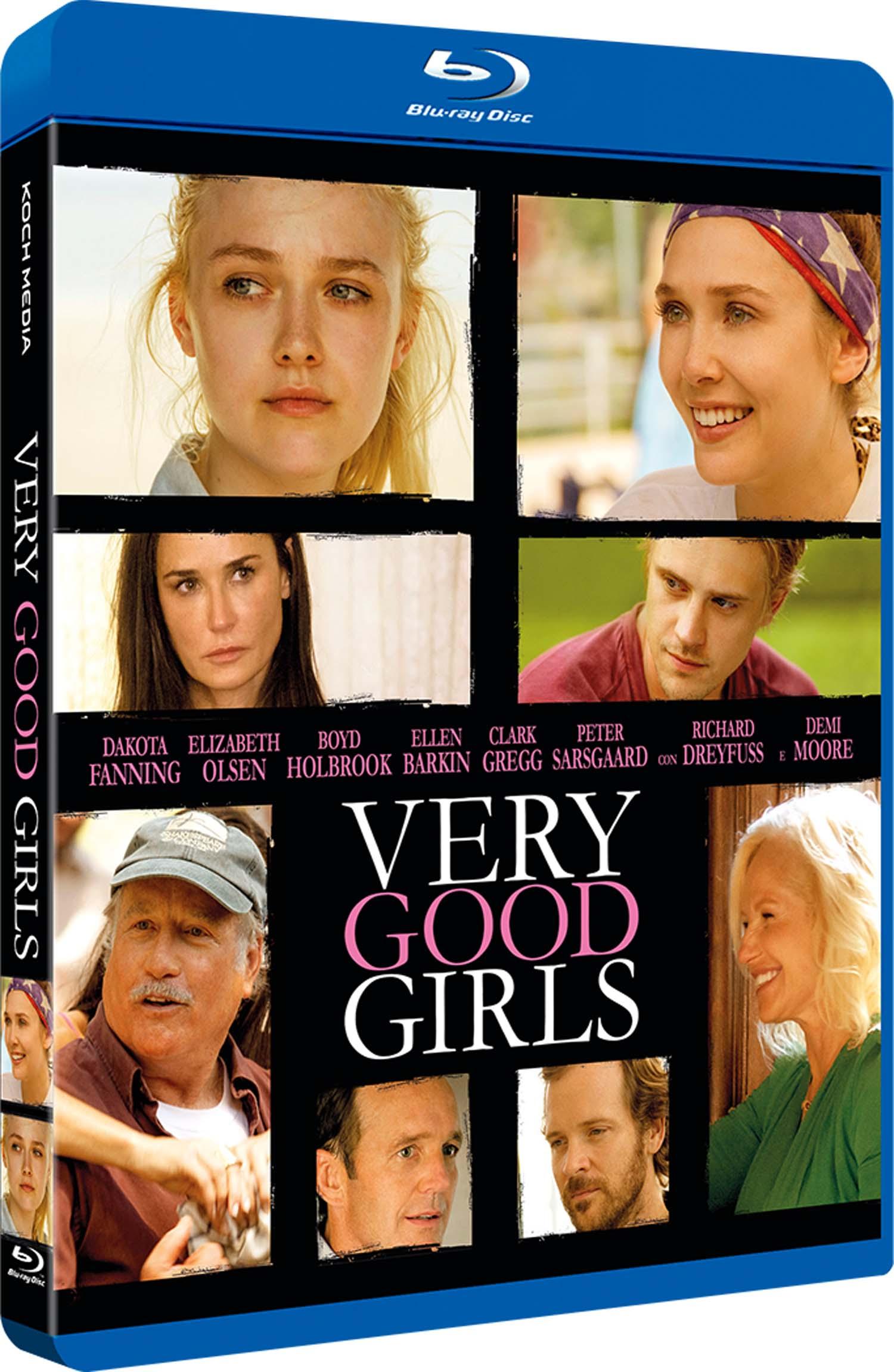 VERY GOOD GIRLS - BLU RAY